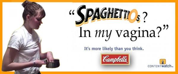 Spaghettios-in-vagina