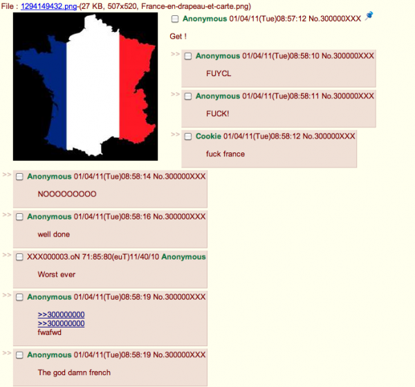 France 300M get
