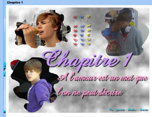 Justin Bieber blog 2