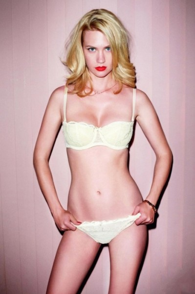 january jones nue