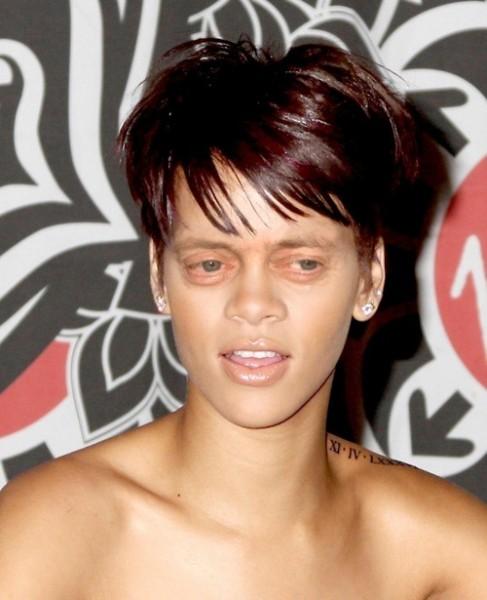 Rihanna Buscemi